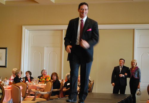 Sal Tiano Fashion Show Fundraiser 2010